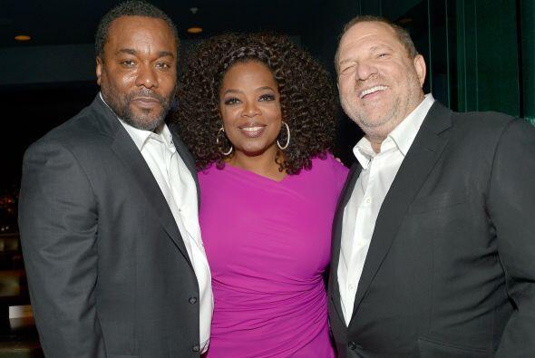 """En el estreno de """"The Butler"""" con el director Lee Daniels y el..."""