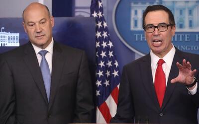 La Casa Blanca anuncia plan de impuestos y evade la declaración fiscal d...