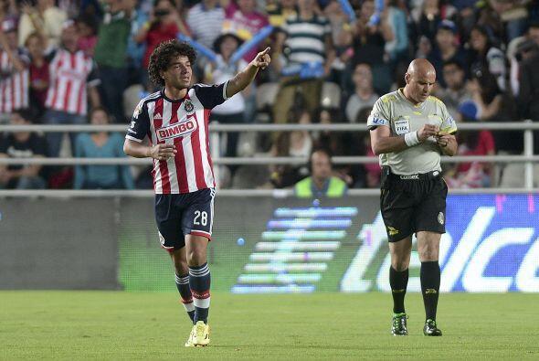 Jugó 63 minutos, metió su gol al minuto 15, tiró tr...
