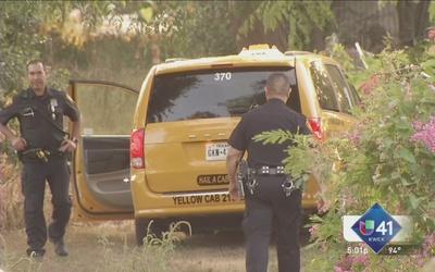 Taxista atacado a balazos por pareja