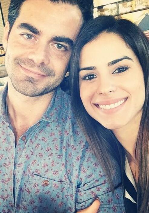 Solo falta una semana para que veamos a Vanessa y a Jorge en el altar.