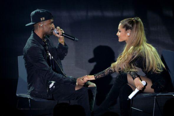 Pobre Ariana, por querer tener tan cerca y controladito a su novio, todo...