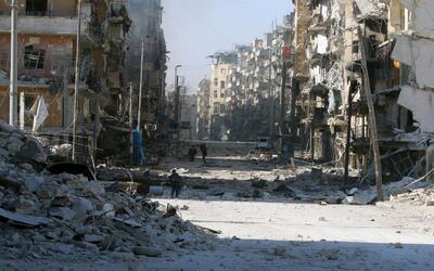 Las fuerzas gubernamentales sirias avanzan sobre zonas rebeldes de Alepo