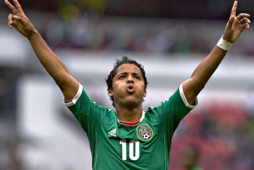 Giovani dos Santos es otro de los jugadores a los que se les echó en car...
