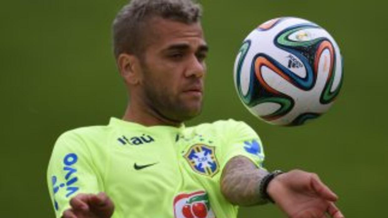 El jugador señaló que Brasil no es la misma selección de la Copa Confede...