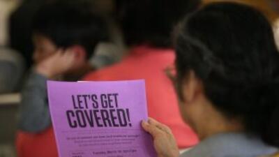Peter Lee, director ejecutivo de Covered California, dijo que quienes co...