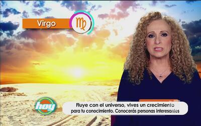 Mizada Virgo 14 de octubre de 2016