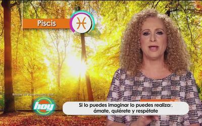 Mizada Piscis 17 de octubre de 2016