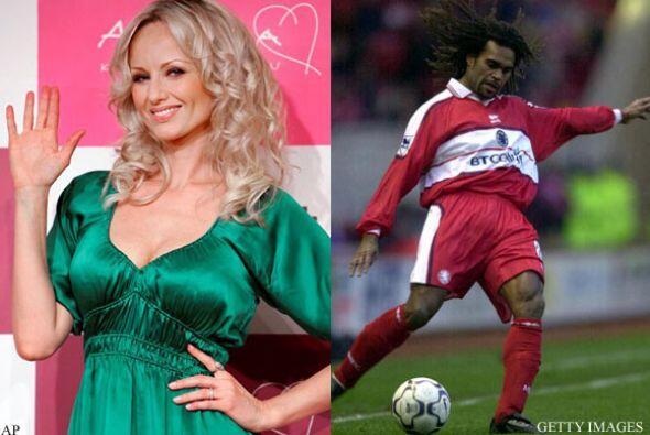 ADRIANA Y CHRISTIAN KAREMBEU: La modelo eslovaca y el futbolista franc&e...