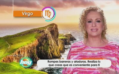 Mizada Virgo 28 octubre de 2016
