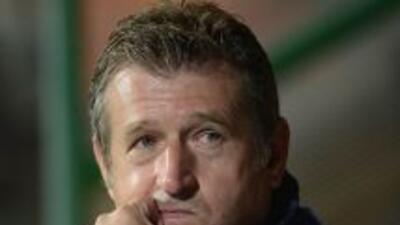 Safet Susic, técnico de Bosnia, indicó que amigos, parejas y familiares...