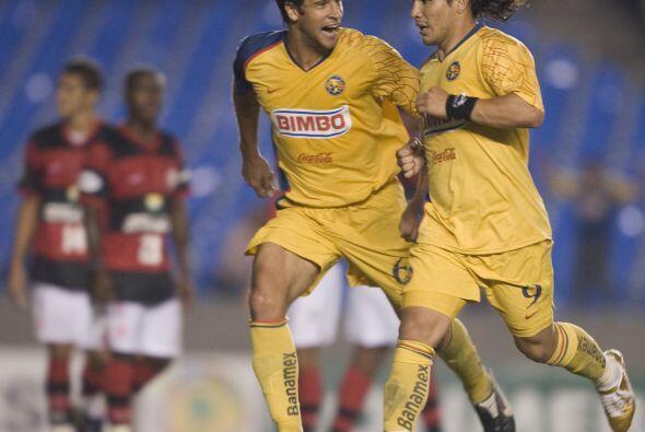 Es el 2008 uno de los mejores años de los mexicanos en la Copa Li...