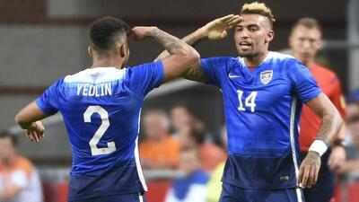 Estados Unidos vence por primera vez a Holanda con gran rendimiento de B...