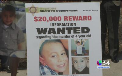 Ofrecen recompensa 20,000 dólares por información sobre la muerte de un...