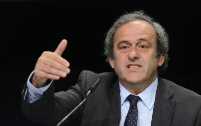 Michel Platini anunción que los países de UEFA votar&aacut...