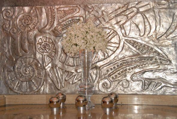 El Salón Las Lomas de San Pedro  Garza, Nuevo León, fue el...