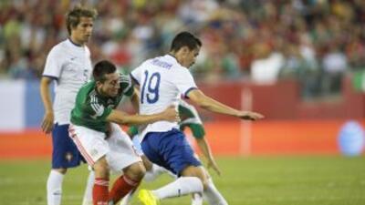 La Selección de México volvío a caer ahora lo hizo frente a Portugal.