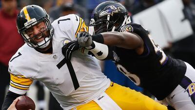 Ravens 20-17 Steelers: Con la derrota Pittsburgh le da boleto a playoffs...