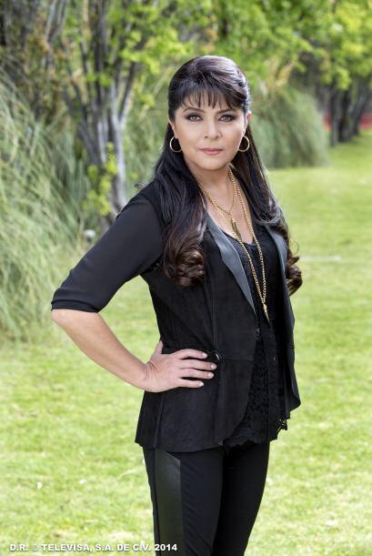 La primera razón es su talentosa protagonista, Victoria Ruffo.