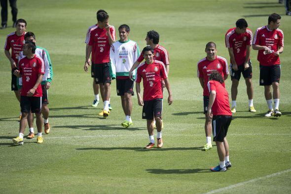 Así que incluso cuando CONCACAF le presenta a México circunstancias acce...