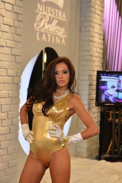 Nathalia Casco de Honduras, audicionó en Miami. Ella es una de bellas qu...