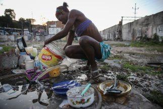 En América Latina la pobreza extrema pasó del6,2 % al 5,6 % en tres años.