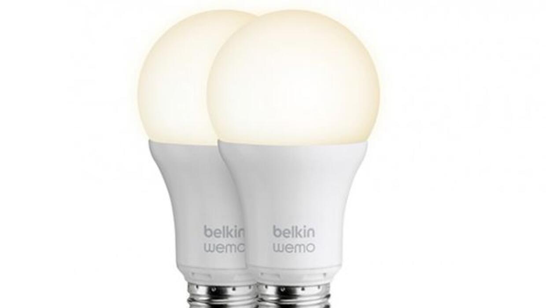 LAs nuevas bombillas inteligentes pueden ser controladas desde tu smartp...