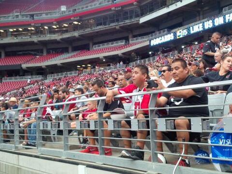 Los cardenales de Arizona entrenan en casa antes de la temporada 2014-20...