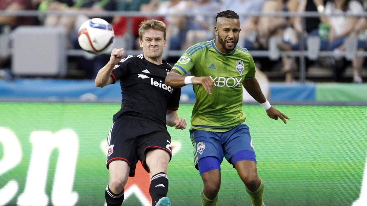 Seattle Sounders logra agonico triunfo ante DC