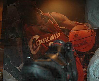 """Sobre presentación en la NBA""""Mi primer juego en la NBA fue como e..."""