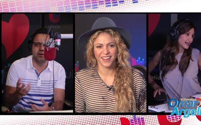 El Baúl #4: Shakira platico con Omar y Argelia antes de su viaje a la fi...
