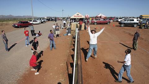 'Era el campo de la amistad': Habitantes de Naco, Sonora, rememoran el t...