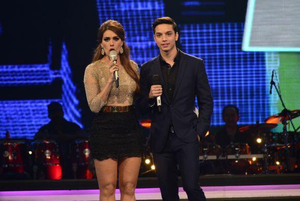 José Enrique regresó a la competencia en la gala 12.