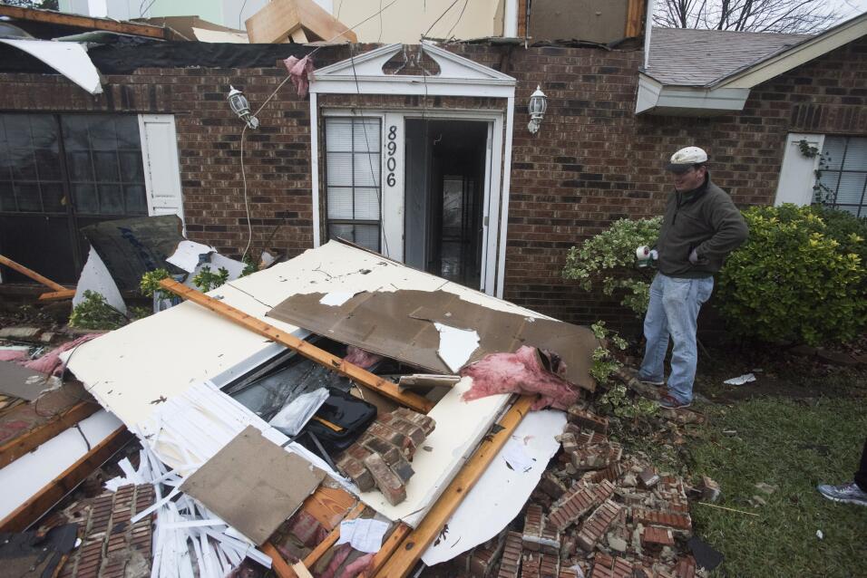 Tornado Texas