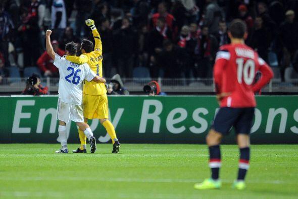 Inter volvió a ganar y ahora respira.