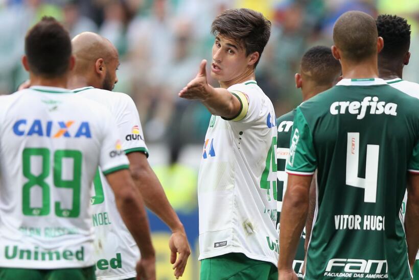 Filipe Machado era uno de los jugadores con mayor experiencia en el equi...