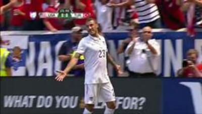 EEUU 1-0 Turquía: Gol de EEUU