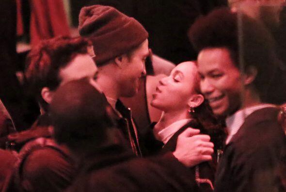 Aunque Pattinson dejaría a muchas con el corazón destrozado.