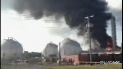 Explosión de planta en Luisiana hiere a treinta