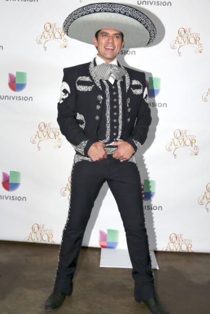 """Y con sus rancheras en """"Qué Bonito Amor"""" demostró que es un mariachi muy..."""