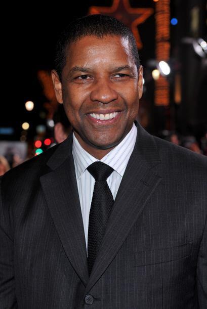 Un actor con talento descomunal, Denzel Washington ocupa el lugar n&uacu...