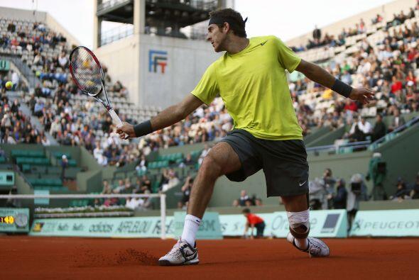 A pesar de que el argentino, noveno mejor tenista del mundo, se quej&oac...