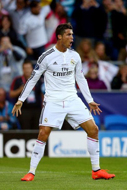 Cristiano Ronaldo es un goleador nato, todo un 'killer' del área...