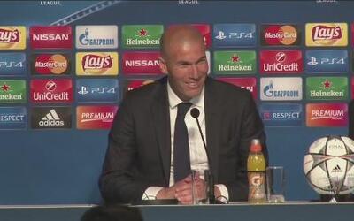 """Zinedine Zidane: """"Con jugadores de este talento puedes conseguir algo gr..."""