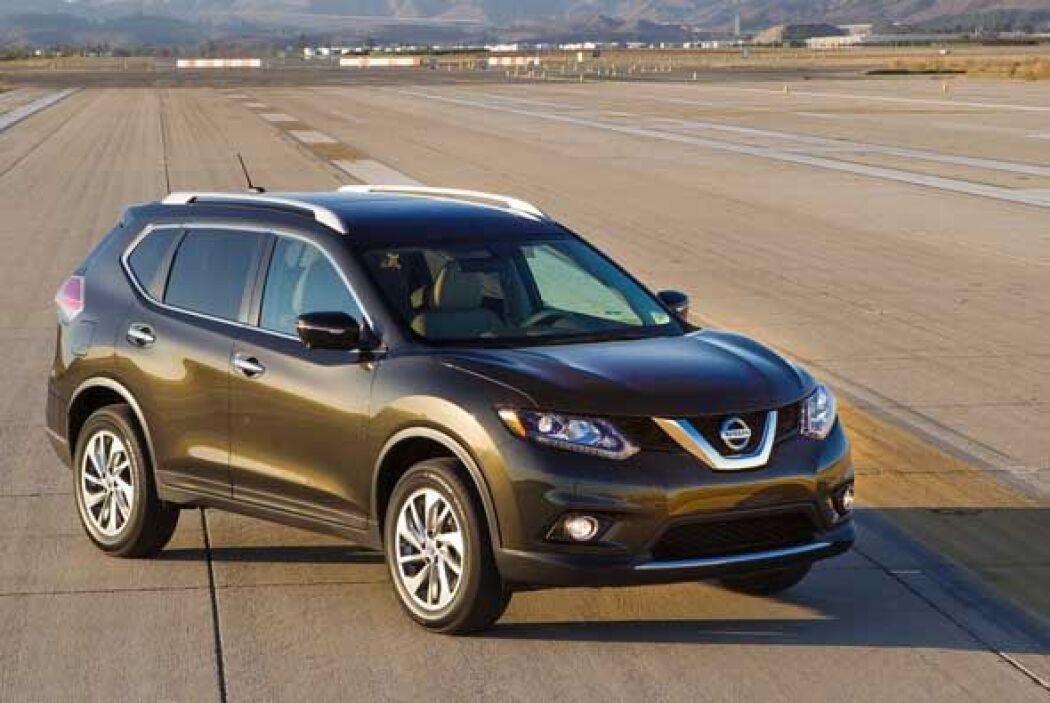 El Nissan Rogue 2014 consiguió  la máxima calificación en materia de seg...
