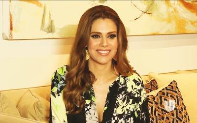 Luz Elena González se siente querida por la gente