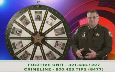 En video: un alguacil de Florida inventa la 'Ruleta de los Fugitivos' pa...