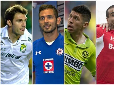 Varios equipos de la Liga MX han abierto la chequera buscando traer figu...