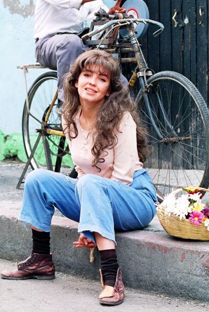 """Su debut como protagonista fue en """"María Mercedes"""", &iq..."""