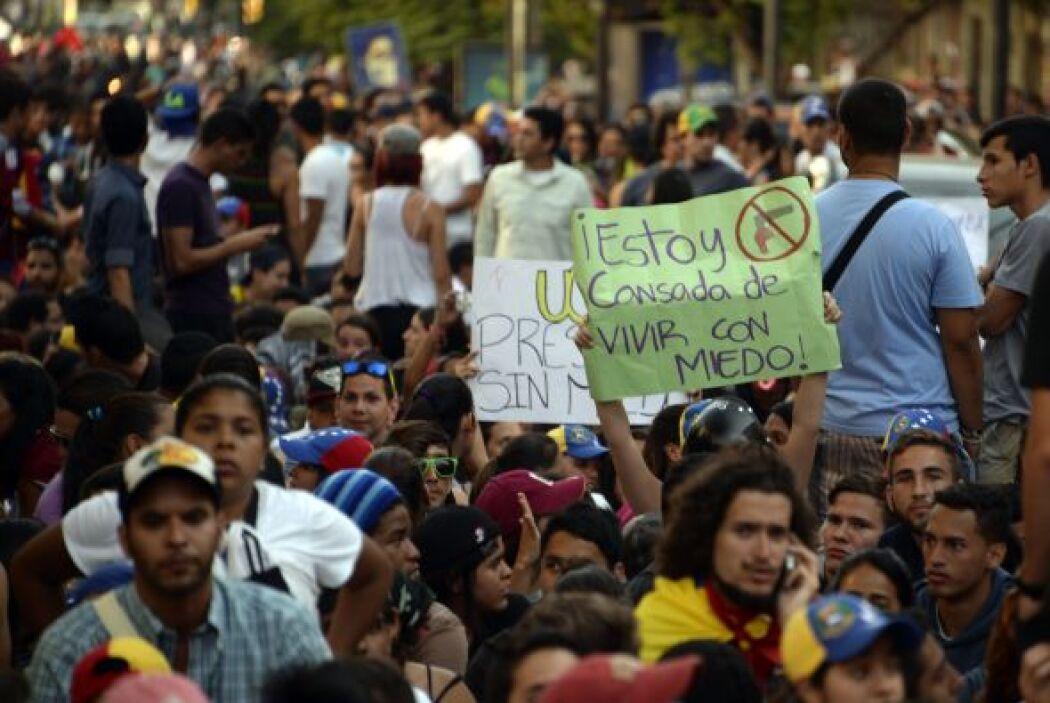 Otros piden respeto a la vida de todos los venezolanos.